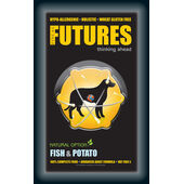 Fiscal Futures Fish & Potato Adult Working Dog Food