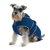 Muddy Paws Stormguard & Fleece Lining Coat Blue