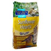 Natures Feast Premium Sunflower Hearts