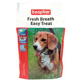 6 x Beaphar Dog Fresh Breath Easy Treats 150g