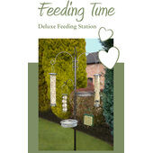 Rosewood Feeding Time Deluxe Feeding Station