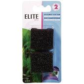 Elite Mini Replacement Filter Sponge 2pack
