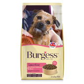 Burgess Sensitive Salmon & Rice Adult Dry Dog Food