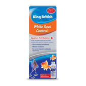 King British Aquarium Original Ws3 White Spot 50ml