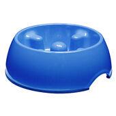 Dogit Anti Gulping Bowl Blue Litres 1.2