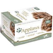 32 x Applaws Cat Pot Multipack Fish 60g