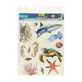 Tetra Decoart Sticker Set Marine Life