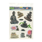 Tetra Decoart Sticker Set Feng Shui
