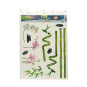 Tetra Decoart Sticker Set Bamboo
