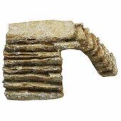 Komodo Basking Rock & Hide Sandstone Large