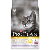 Purina Pro Plan Light Opti-Light Cat Food - Turkey & Rice