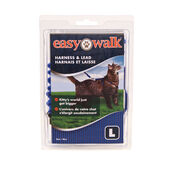 Petsafe Easy Walk Cat Harness And Lead Blue
