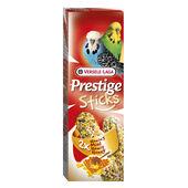 10 x Versele Laga Prestige Budgie Sticks Honey 2pk