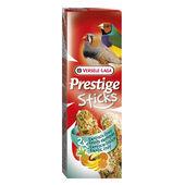 20 x Versele Laga Prestige Finch Sticks Exotic Fruit