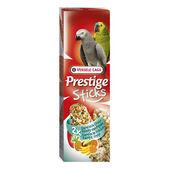 16 x Versele Laga Prestige Parrot Sticks Exotic Fruit