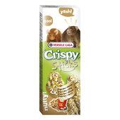 16 x Versele Laga Crispy Sticks Rats & Mice Popcorn & Nuts