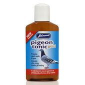 Johnson\'s Pigeon Tonic Gold