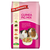 6 x Mr Johnson\'s Supreme Guinea Pig Mix 900g