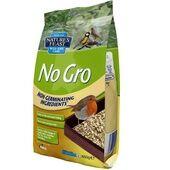 4 x 850g Natures Feast No Gro Wild Bird Food