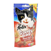 8 x Felix Goody Bag Mixed Grill 60g
