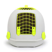 Igloo 2 In 1 Cat Loo & Carrier Sunrise Yellow