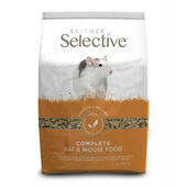 Supreme Science Selective Complete Rat & Mouse Food 1.5kg