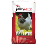 Fancy Feeds Layers' Pellets Complete Poultry Feed