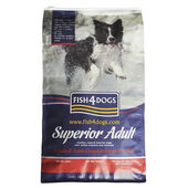 Fish4dogs Superior Adult Complete Adult Salmon Small Bite
