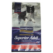 Fish4Dogs Superior Complete Salmon Regular Bite Adult Dog Food