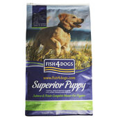 Fish4Dogs Regular Bite Salmon & Potato Superior Puppy Food