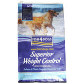 Fish4dogs Superior Adult Complete Weight Control Regular Bite Salmon