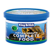 6 x King British Turtle & Terrapin Food