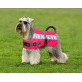 Petlife Flecta Hi Vis Dog Jacket Pink