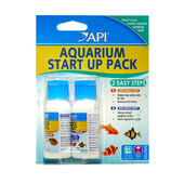 Api Aquarium Start Up Pack Stress Coat & Quick Start 30ml