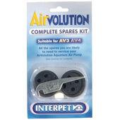 Interpet Aquarium Air Volution Spare Kit For Av3&4