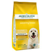 Arden Grange Weaning/Puppy Fresh Chicken & Rice Dog Food