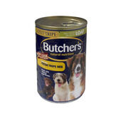 12 x Butcher's Can Tripe Mix 400g