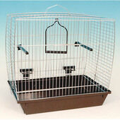 Pennine Andalusian Bird Cage With Sliding Tray 43 x 25 x 39cm