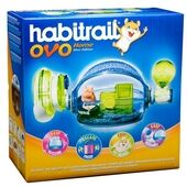 Habitrail OVO Hamster Cage- Blue