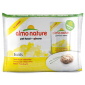 Almo Nature Classic Cat Pouch Value Pack Chicken Fillet 6 X 55g
