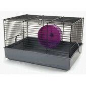 Pennine Chalet Hamster Cage 37x27x21cm