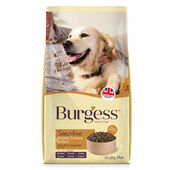 Burgess Sensitive Adult Dog Turkey & Rice Adult Dry Dog Food