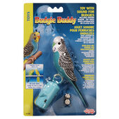 Living World Singing Parakeet Budgie Buddy