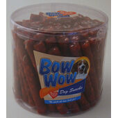 60 x Bow Wow Salami Beef 20g