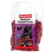 6 x Beaphar Small Animal Beetroot Crunch Treats 150g