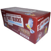 Suet To Go Blocks Blueberry & Raisin Value Pack