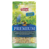 Living World Budgie Premium Seed 908g