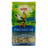 Living World Premium Food Large Parrots 1.7kg