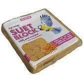 10 x Suet To Go Block Mealworm Cdu 300g