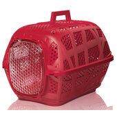 Imac Carry Sport Pet Carrier Red 48.5x32x34cm